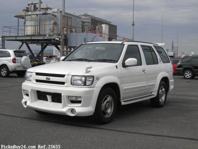 Nissan Terrano Regulus 1996 - 2002 SUV 5 door #3