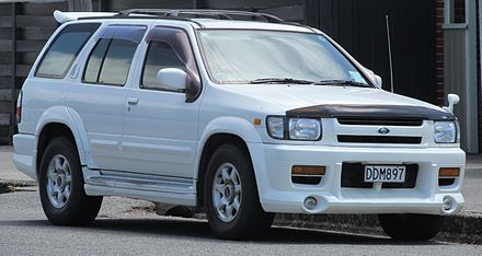 Nissan Terrano Regulus 1996 - 2002 SUV 5 door #6
