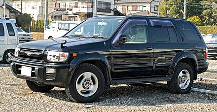Nissan Terrano Regulus 1996 - 2002 SUV 5 door #5