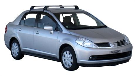 Nissan Tiida I 2004 - 2012 Sedan #1