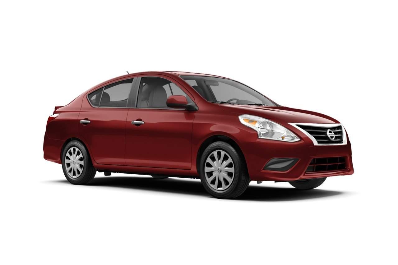Nissan Versa II Restyling 2014 - now Sedan #7