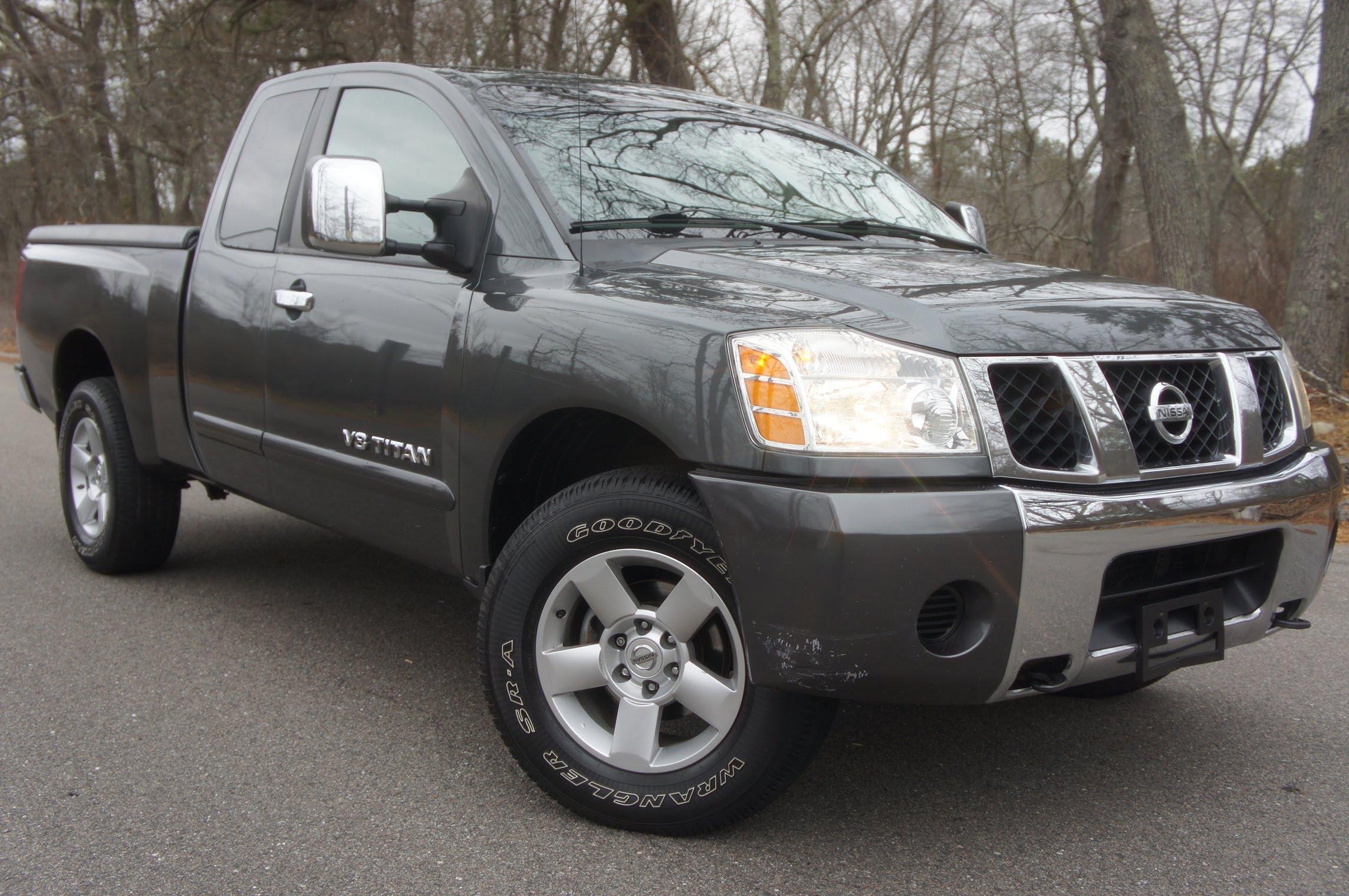 Nissan Titan I 2003 - 2006 Pickup #2