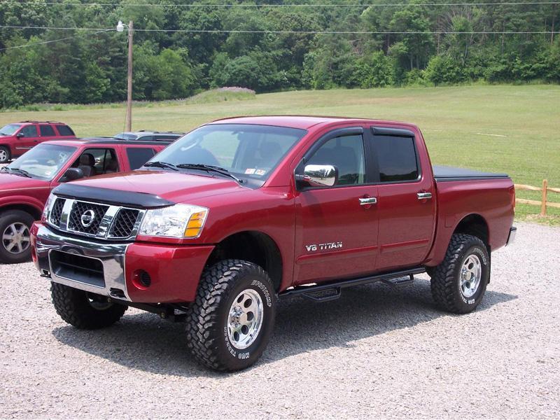Nissan Titan I 2003 - 2006 Pickup #1