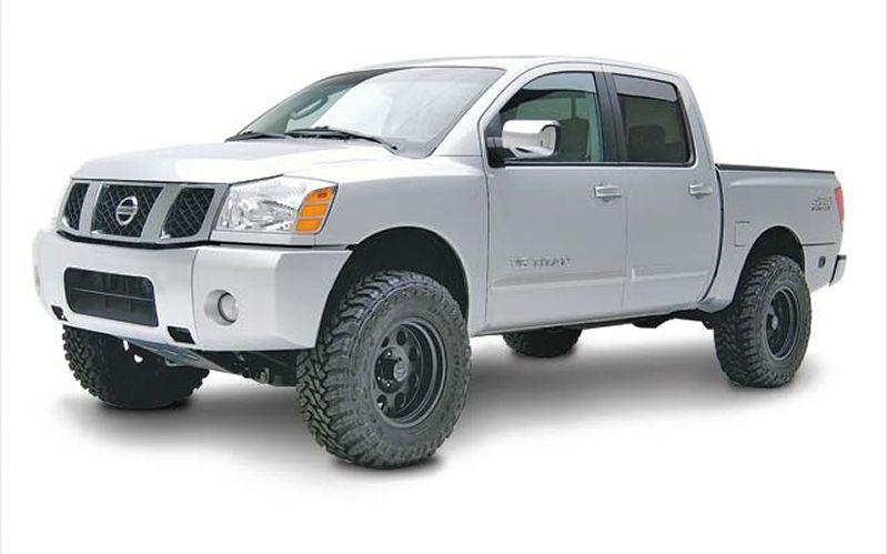 Nissan Titan I 2003 - 2006 Pickup #3