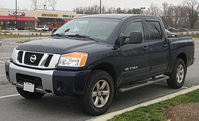 Nissan Titan I 2003 - 2006 Pickup #7