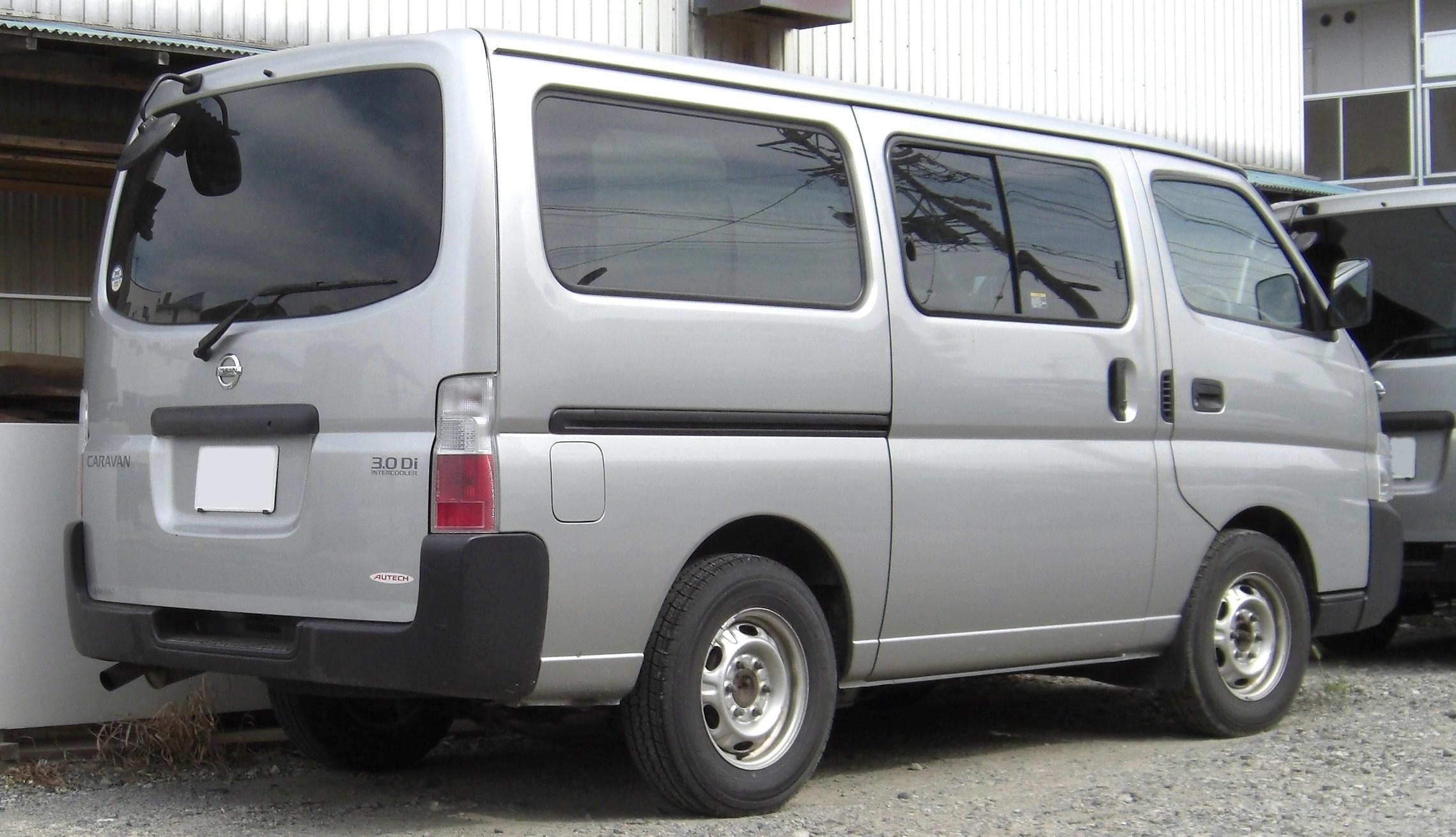 Nissan Urvan IV (E25) 2001 - 2012 Minivan #5