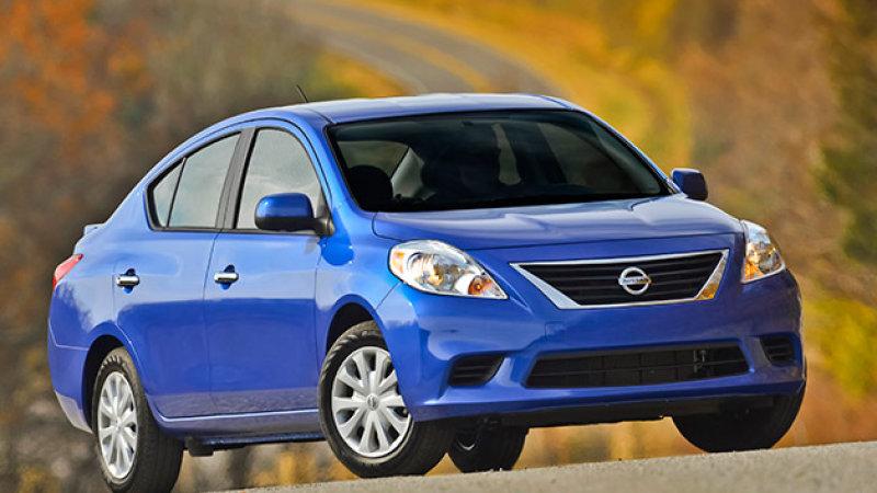 Nissan Versa II Restyling 2014 - now Sedan #2