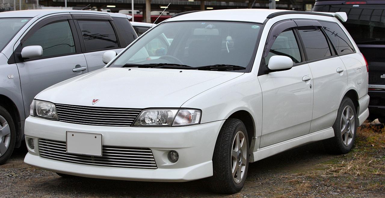 Nissan Wingroad II (Y11) 1999 - 2005 Station wagon 5 door #5