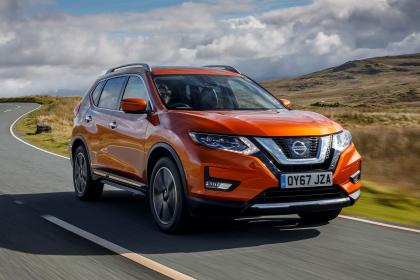 Nissan X-Trail III Restyling 2017 - now SUV 5 door #8