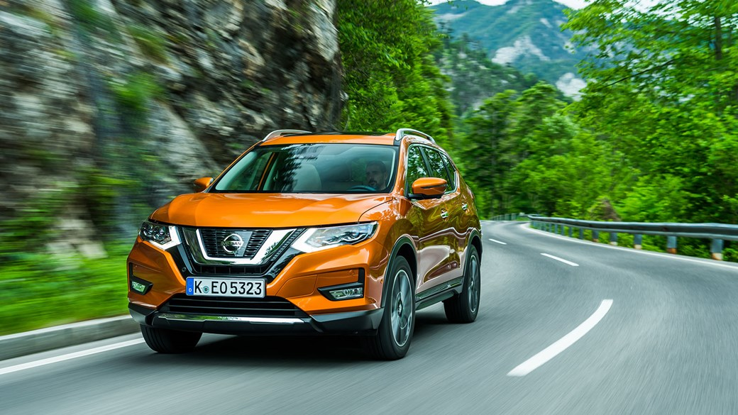 Nissan X-Trail III Restyling 2017 - now SUV 5 door #5