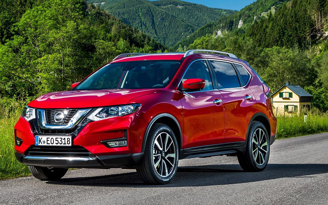 Nissan X-Trail III Restyling 2017 - now SUV 5 door #2