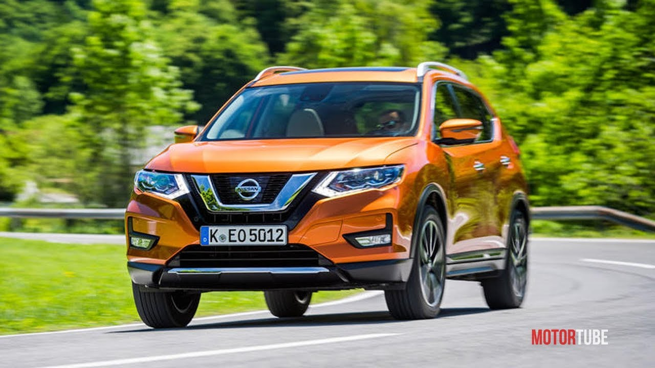 Nissan X-Trail III Restyling 2017 - now SUV 5 door #3
