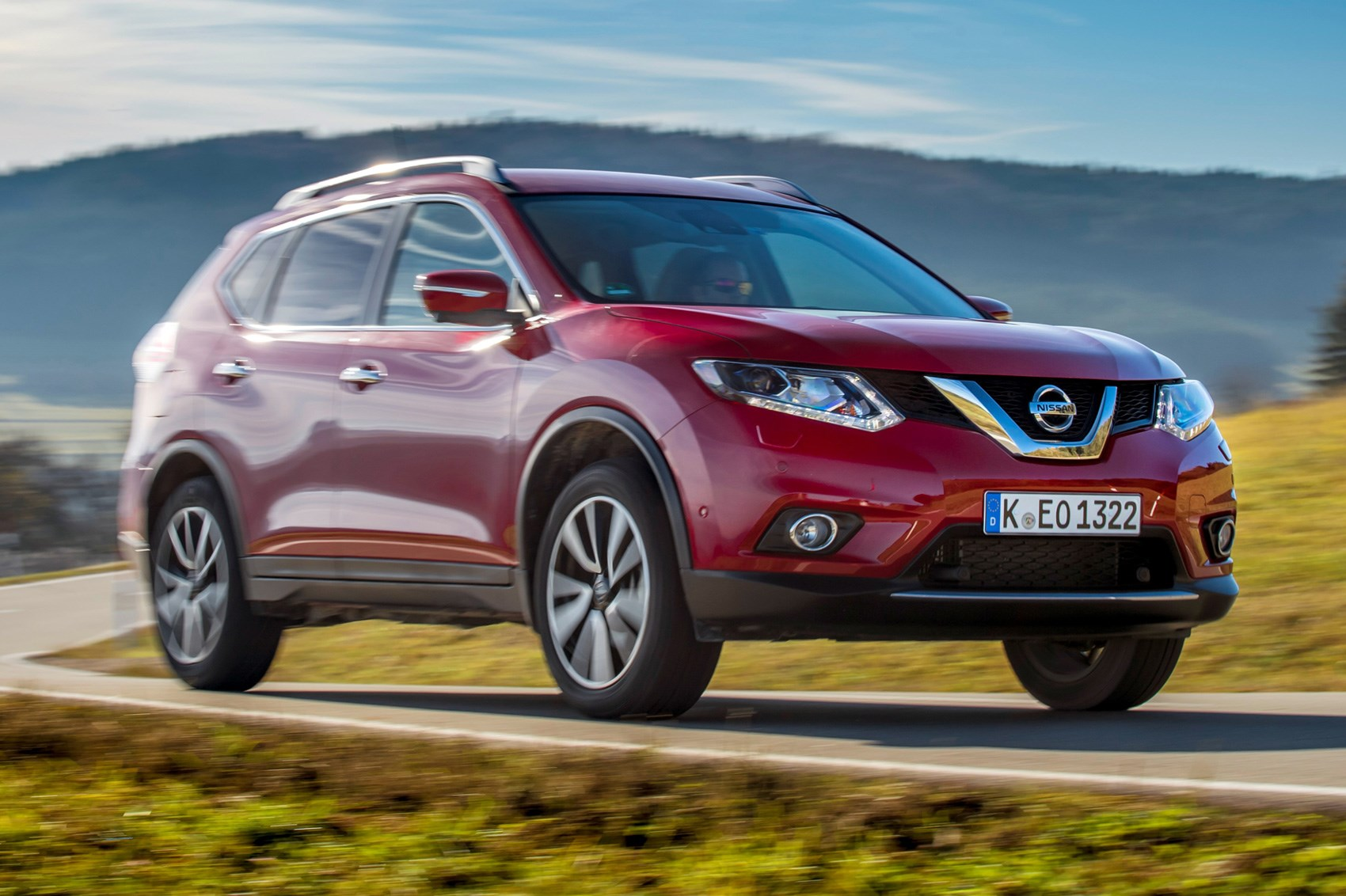 Nissan X-Trail III Restyling 2017 - now SUV 5 door #1