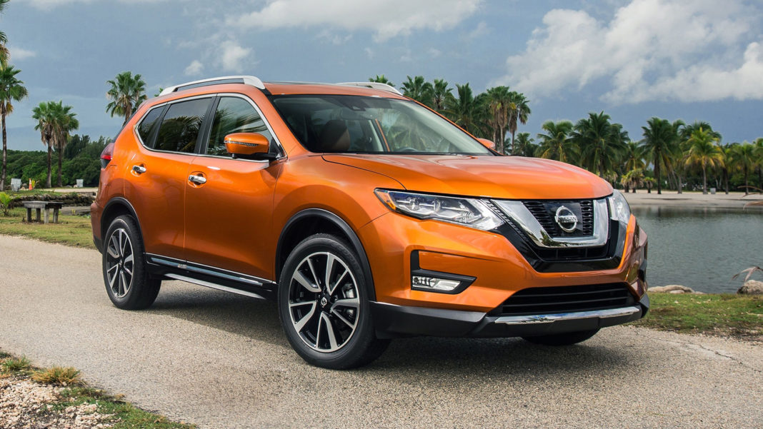 Nissan X-Trail III Restyling 2017 - now SUV 5 door #6