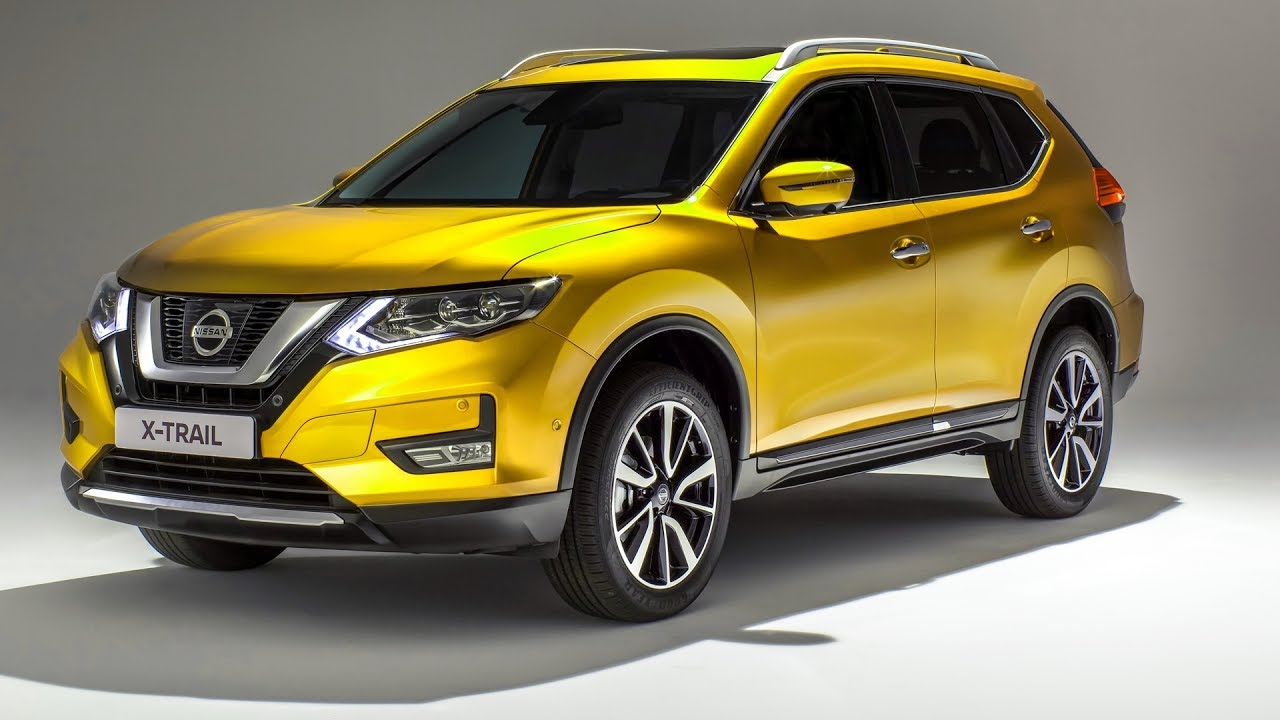 Nissan X-Trail III Restyling 2017 - now SUV 5 door #7