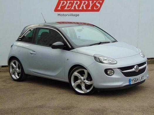 Opel Adam I 2014 - now Hatchback 3 door #3