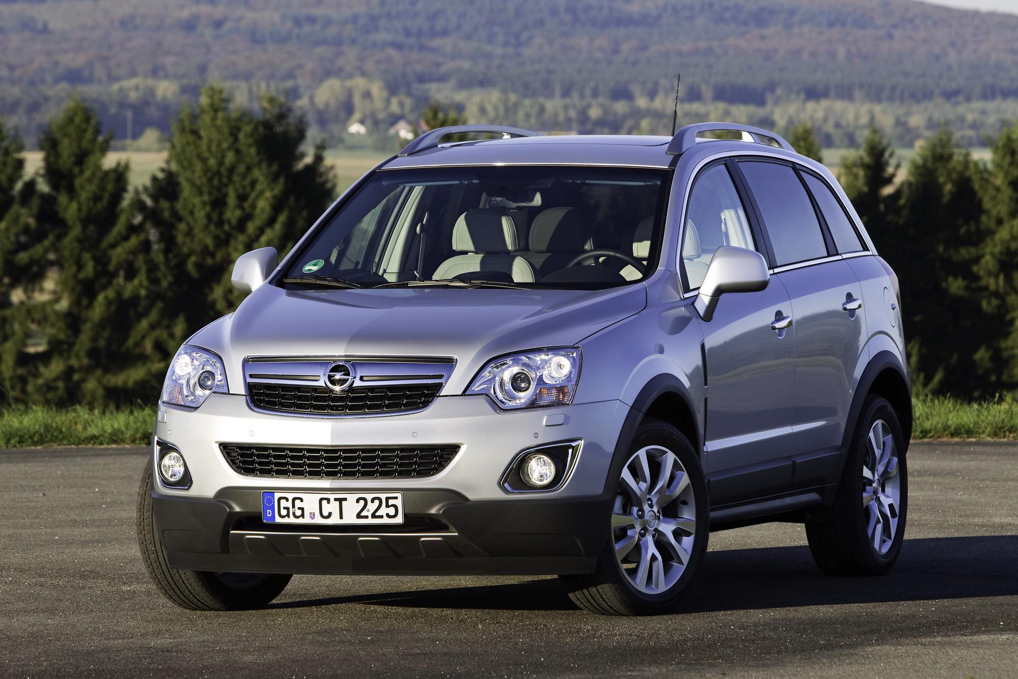 Opel Antara I 2006 - 2010 SUV 5 door #3
