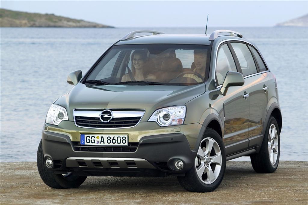 Opel Antara I 2006 - 2010 SUV 5 door #4