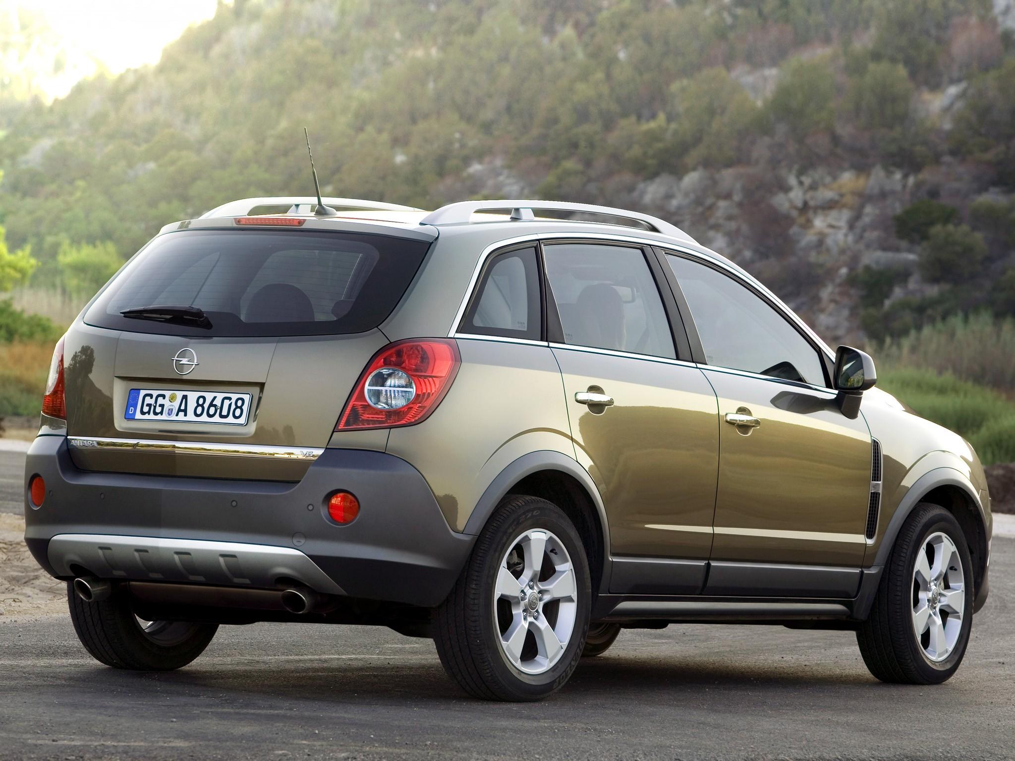Opel Antara I 2006 - 2010 SUV 5 door #2