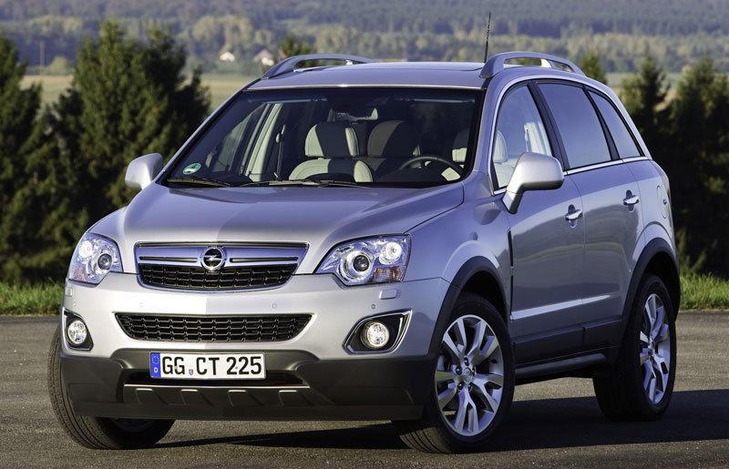 Opel Antara I 2006 - 2010 SUV 5 door #1