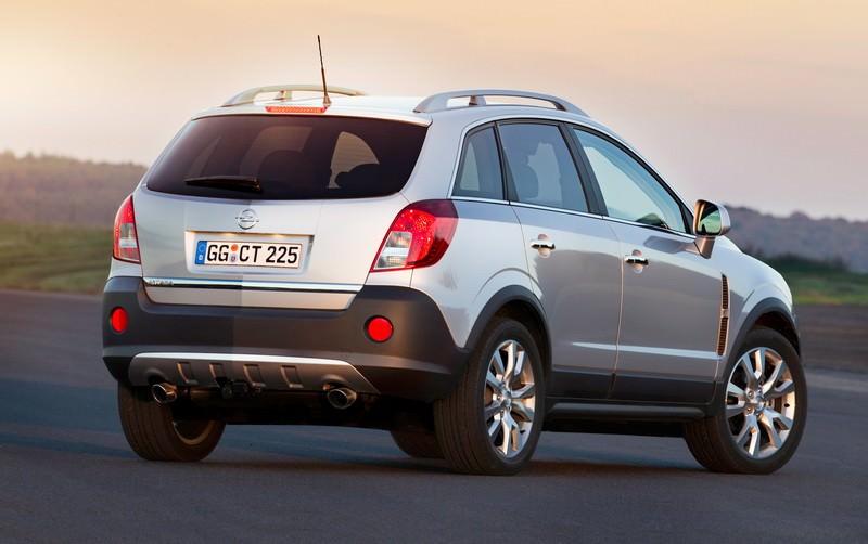Opel Antara I 2006 - 2010 SUV 5 door #6