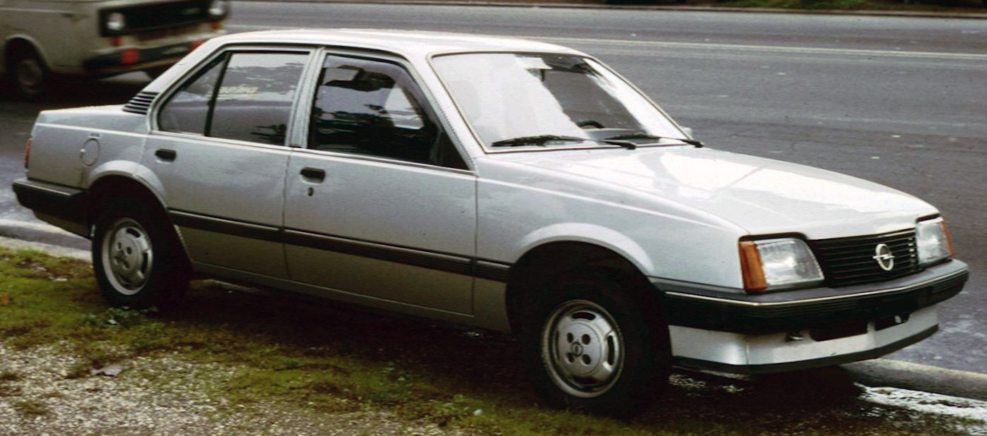 Opel Ascona C 1981 - 1988 Coupe #7