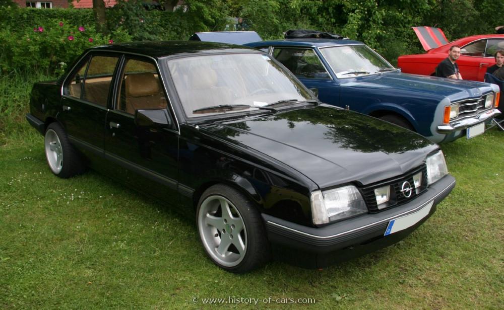 Opel Ascona C 1981 - 1988 Sedan #5