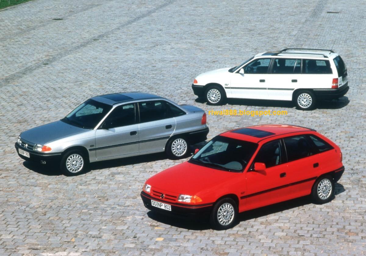 Opel Astra F 1991 - 2000 Cabriolet #7