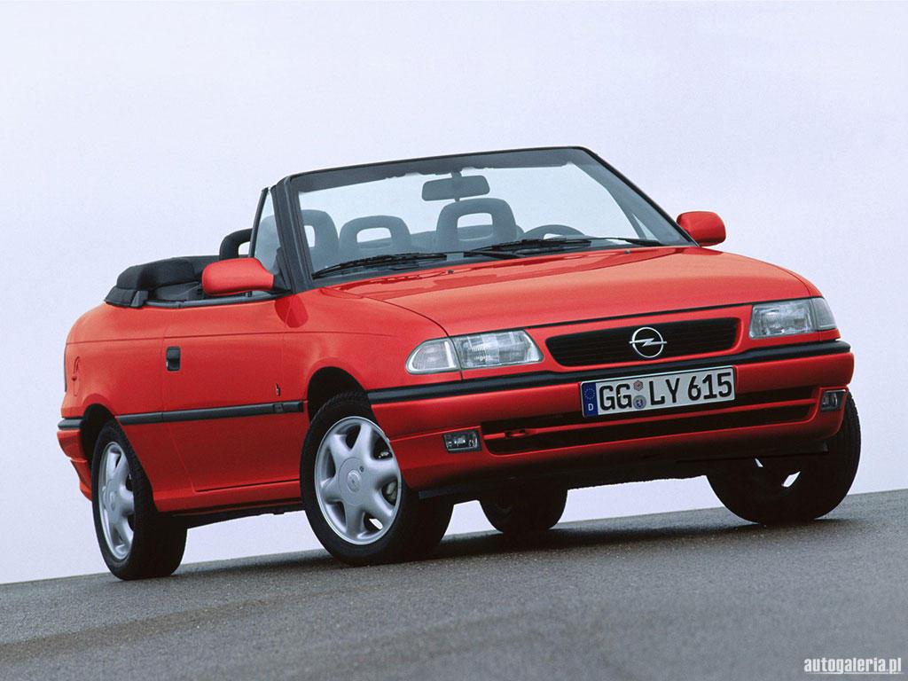 Opel Astra F 1991 - 2000 Cabriolet #5