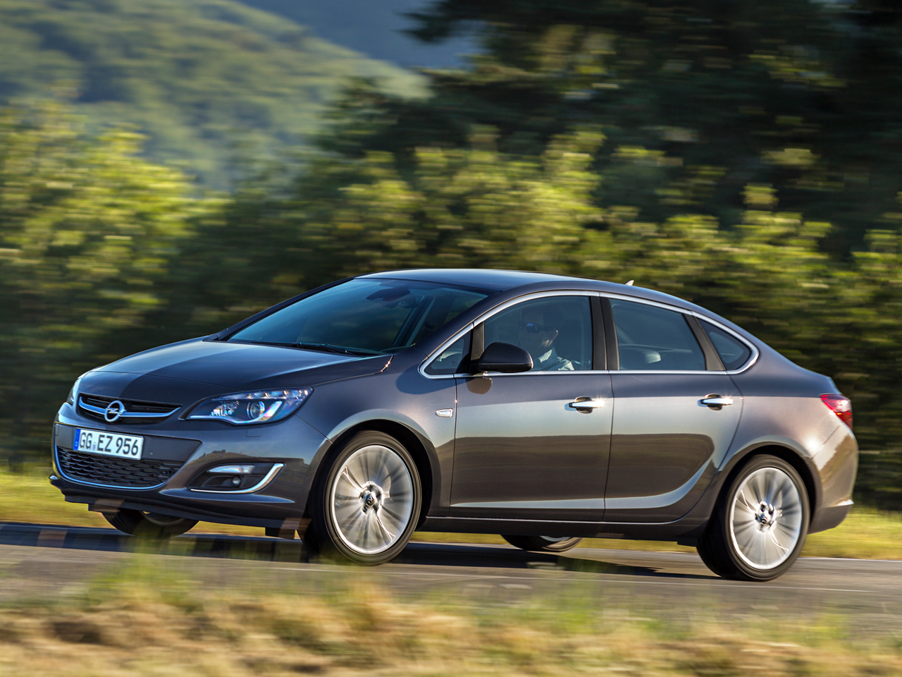 Opel Astra H Restyling 2006 2014 Sedan Outstanding Cars