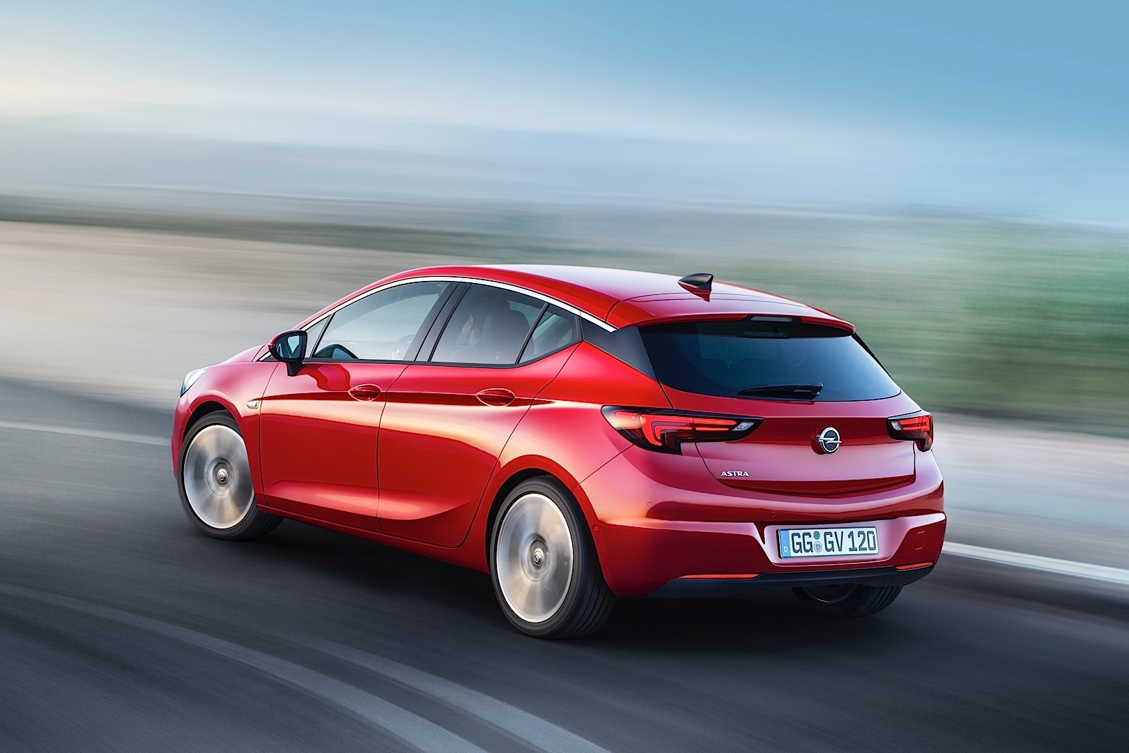 Opel Astra K 2015 - now Hatchback 5 door #3