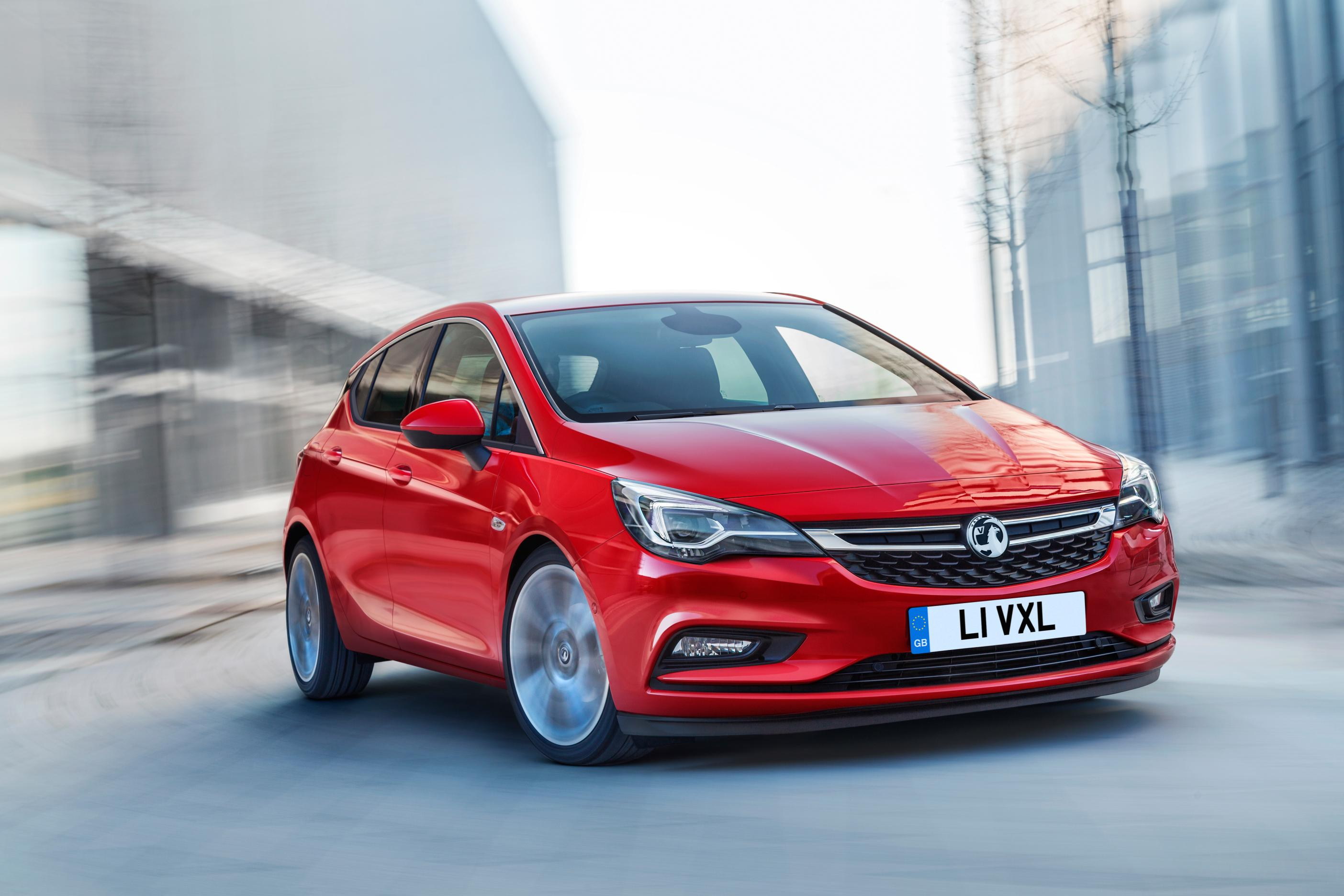 Opel Astra K 2015 - now Hatchback 5 door #1