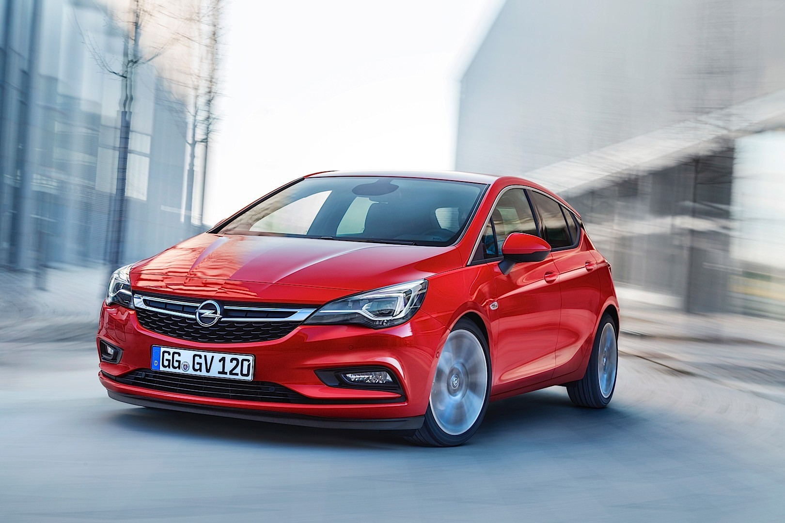 Opel Astra K 2015 - now Hatchback 5 door #2