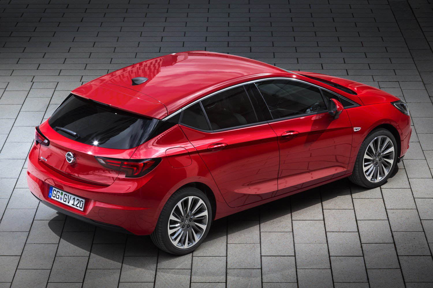 Opel Astra K 2015 - now Hatchback 5 door #8