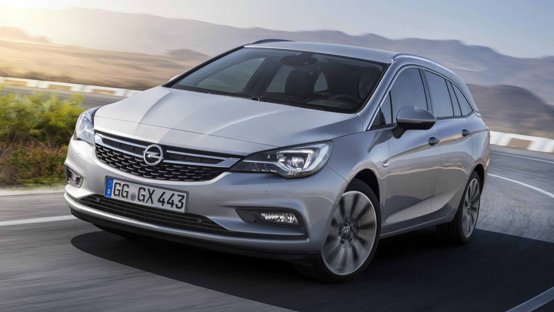 Opel Astra K 2015 - now Station wagon 5 door #2
