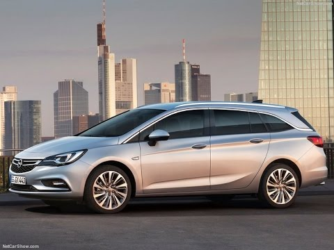 Opel Astra K 2015 - now Station wagon 5 door #8
