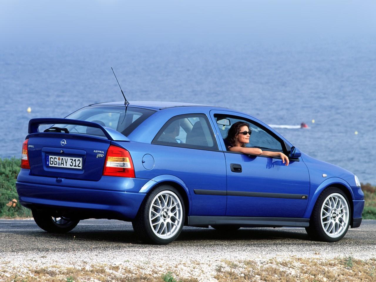 Opel Astra OPC G 1999 - 2001 Hatchback 3 door #6