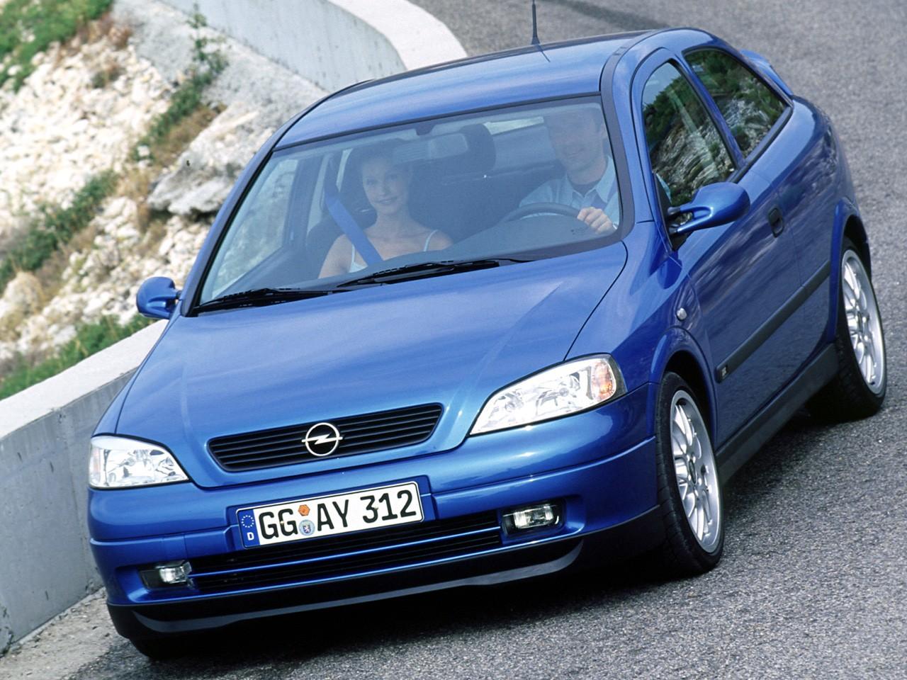 Opel Astra OPC G 1999 - 2001 Hatchback 3 door #2