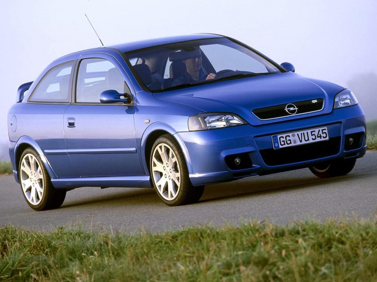 Opel Astra OPC G 1999 - 2001 Hatchback 3 door #7