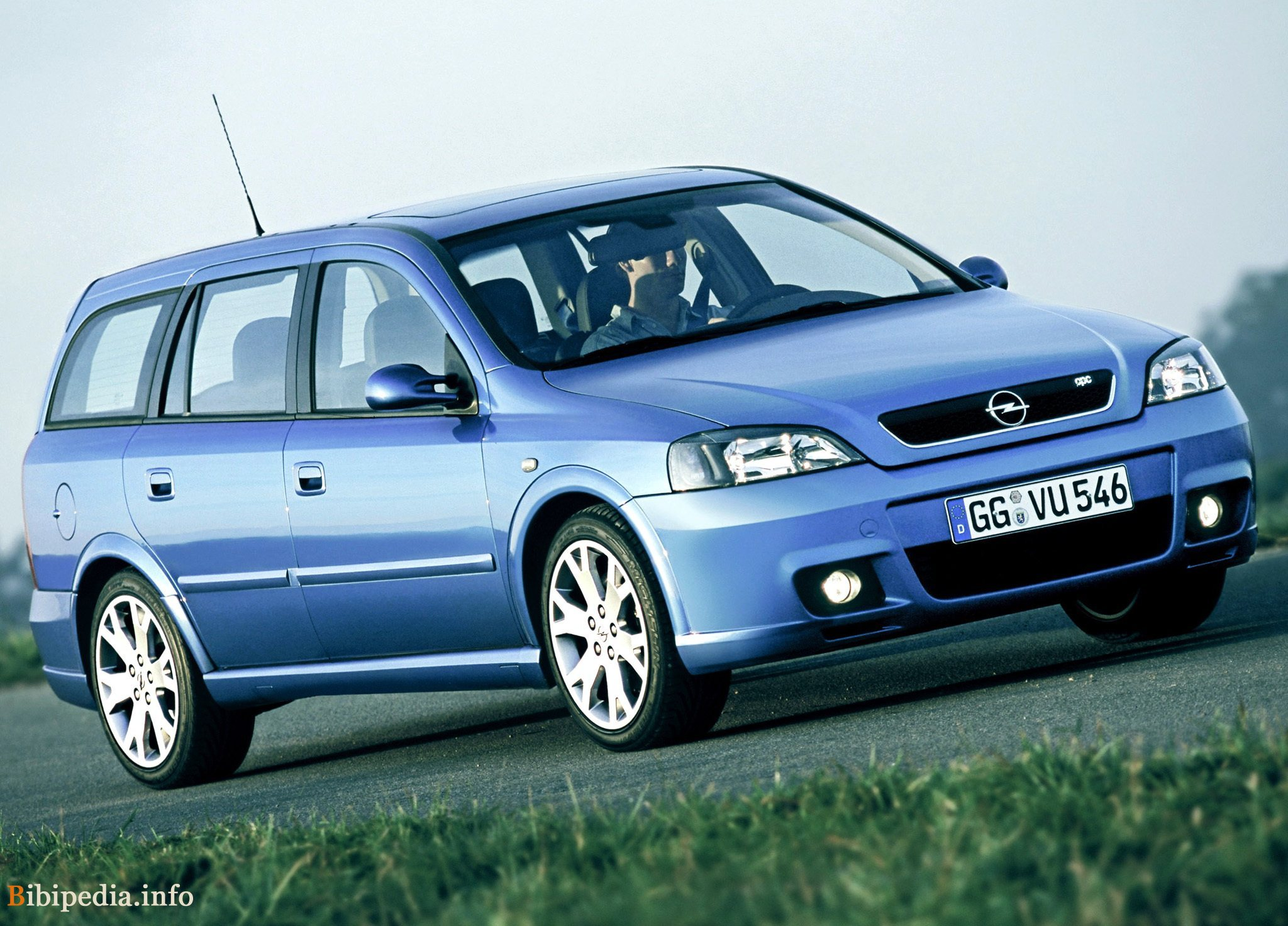 Opel Astra Opc G Restyling 2002 2004 Station Wagon 5 Door 1