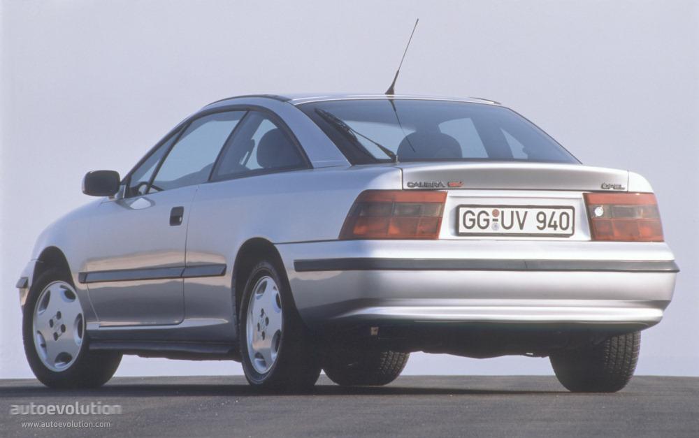 Opel Calibra 1989 - 1997 Coupe #3