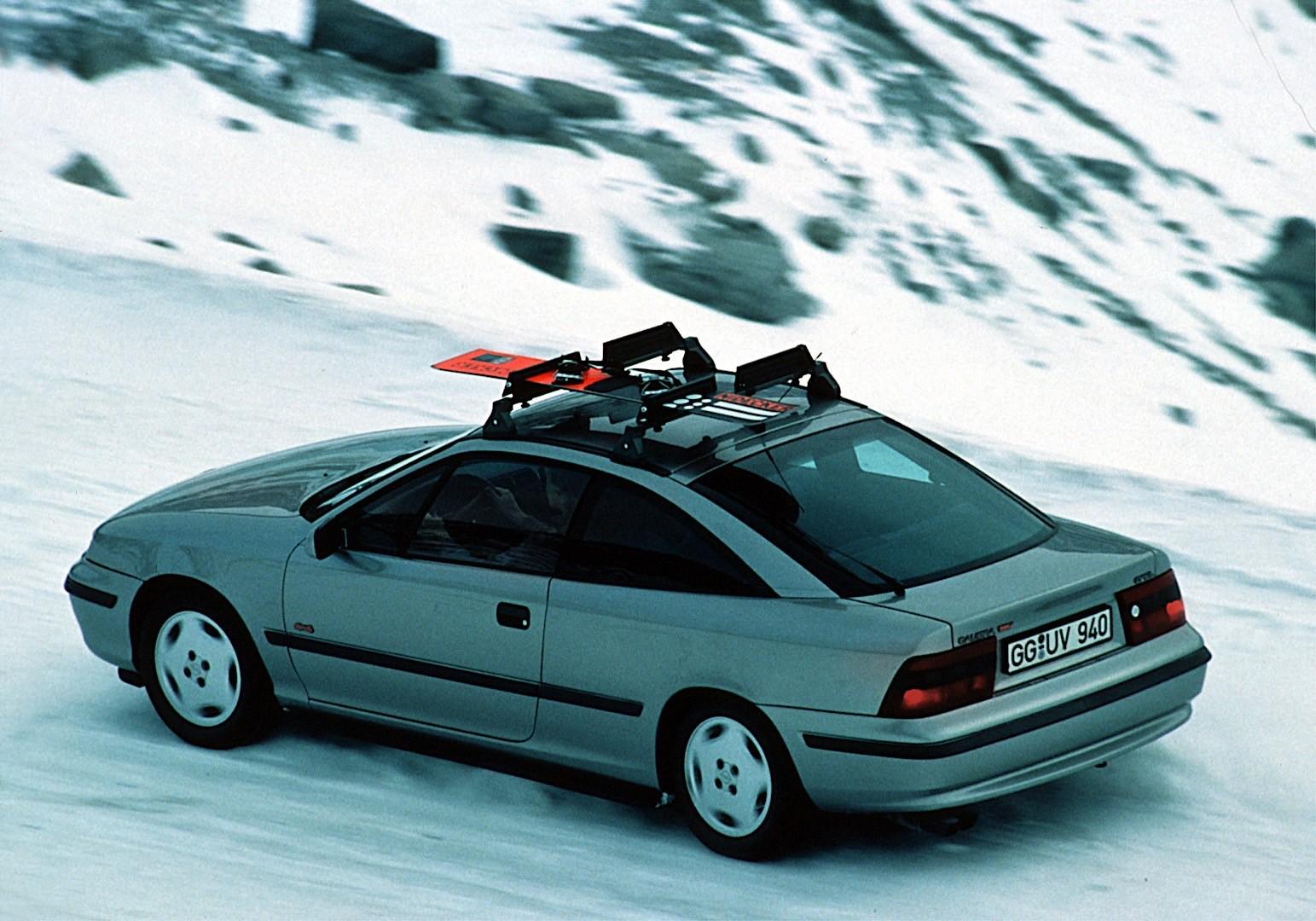 Opel Calibra 1989 - 1997 Coupe #2