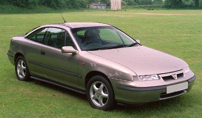 Opel Calibra 1989 - 1997 Coupe #1