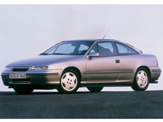 Opel Calibra 1989 - 1997 Coupe #7