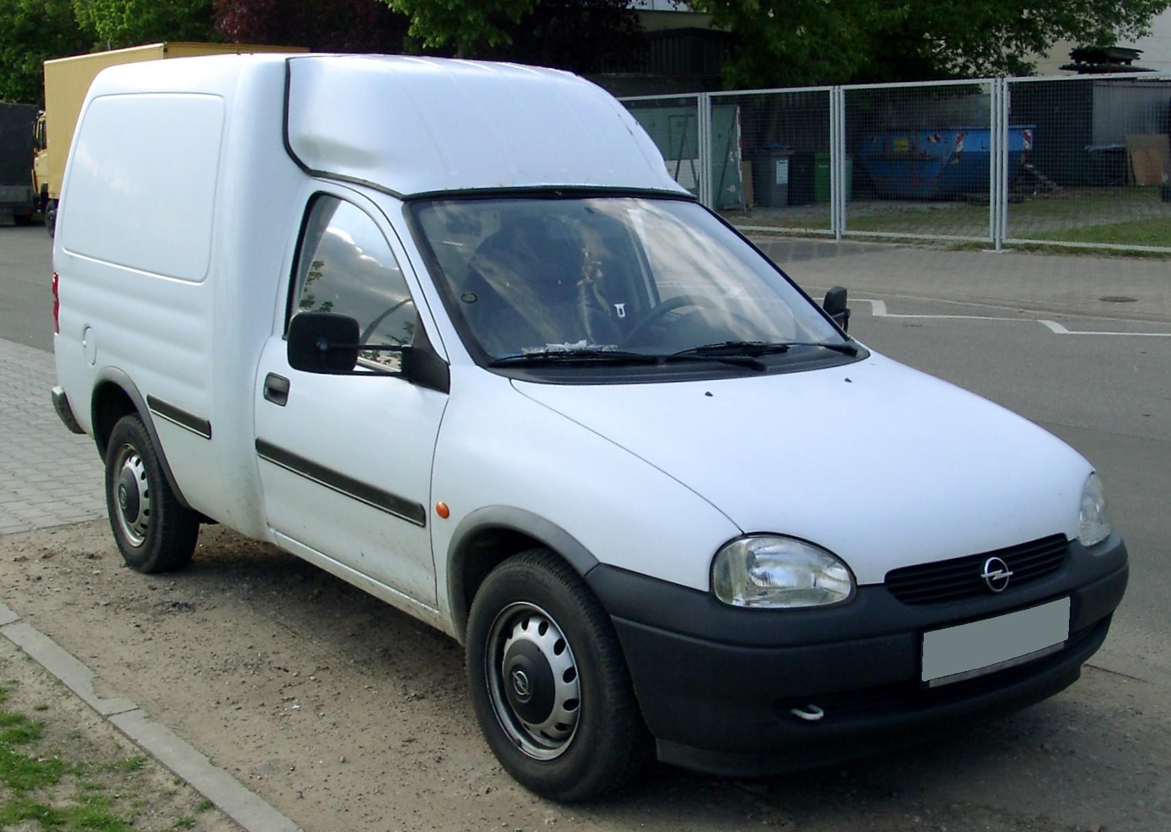 Opel Combo B 1993 - 2001 Van #5