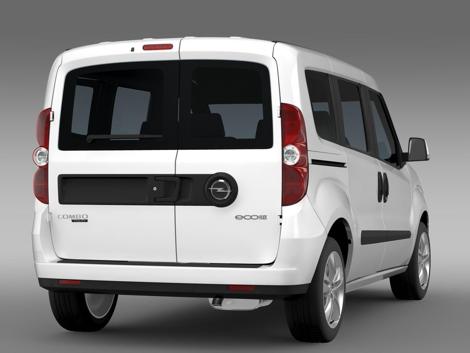 Opel Combo D 2011 - now Compact MPV #1