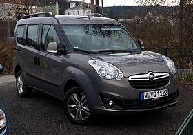 Opel Combo D 2011 - now Compact MPV #7