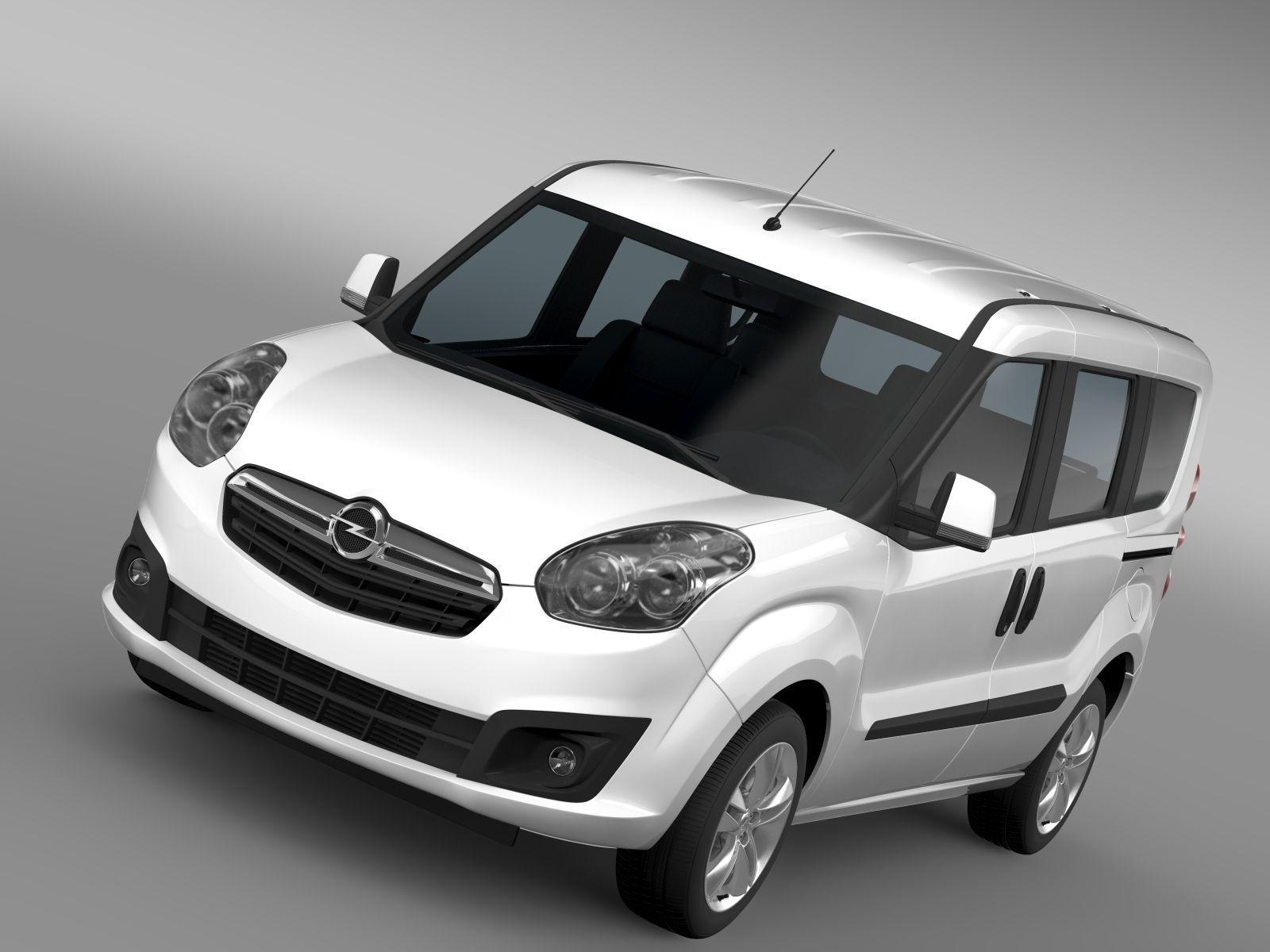 Opel Combo D 2011 - now Compact MPV #5