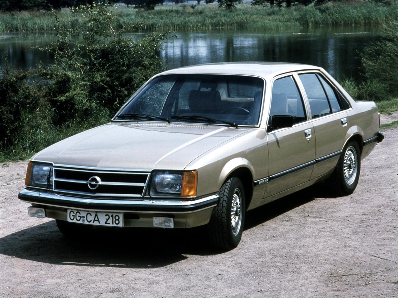 Opel Commodore C 1978 - 1982 Sedan #5