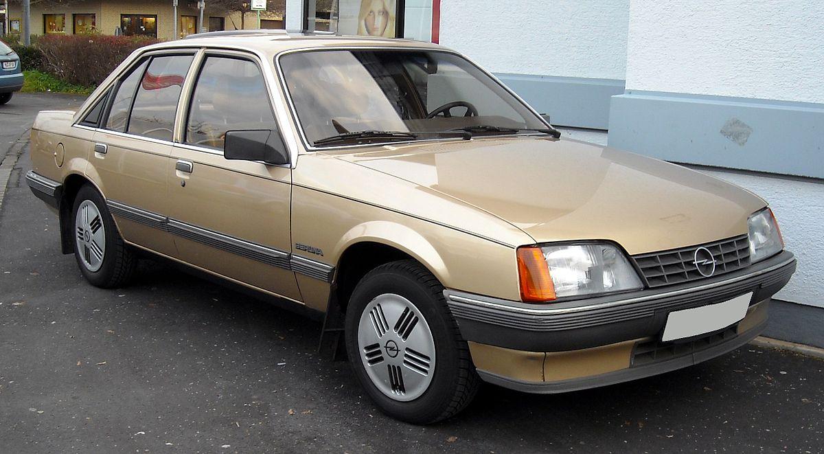 Opel Rekord E 1977 - 1986 Sedan #8